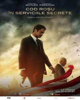 Angel Has Fallen / Cod Roșu în Serviciile Secrete