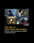 The Best of Fiver Dance Film Festival Bucharest International Dance Film Festival BIDFF 2019