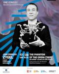 CINE-CONCERT: MUZICĂ IMPROVIZATĂ LIVE LA PIAN DE JEAN-FRANÇOIS ZYGEL Un eveniment marca Enescu hors les murs,  program asociat Festivalului Internațional George Enescu 2019
