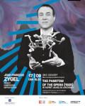 Cine-concert: Muzică improvizată live la pian cu Jean-François Zygel Un eveniment marca Enescu hors les murs,  program asociat Festivalului Internațional George Enescu 2019