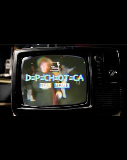 DokStation: Depecheoteca New Wave DJ Teo | Bogdan Strătulă