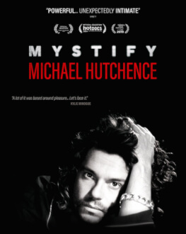 Mystify: Michael Hutchence DokStation 4 #DISCO