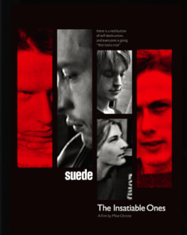 Suede: The Insatiable Ones DokStation 4 #DISCO