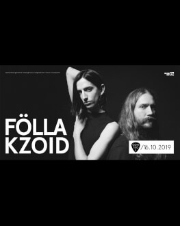 Föllakzoid (Chile) Live
