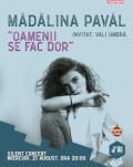 Mădălina Pavăl - Oamenii se fac dor | J'ai Silent Concerts