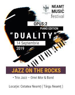 Jazz On The Rocks Neamț Music Festival 2019