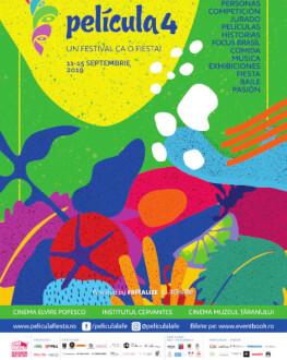 Program de scurtmetraje pentru copii PELÍCULA - EDIȚIA A 4-A