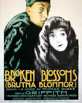 Cine-concert Broken Blossoms TIFF Oradea 2019