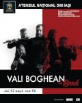 Vali Boghean Band live
