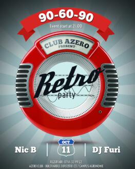 90-60-90 v11.0 Retro Party