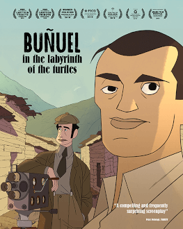 Buñuel in the Labyrinth of the Turtles Animest #14