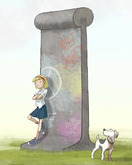 Fritzi, a Revolutionary Tale Animest #14