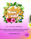 Atelier de percuție: Ritmuri din Insulele Polineziene Bucharest Aloha Dance Fest 2019