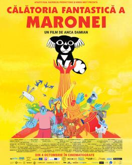 Călătoria fantastică a Maronei