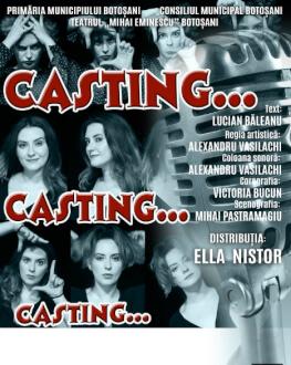 Casting... casting... casting....