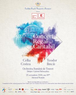 Concert Caritabil Regal