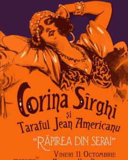 Corina Sîrghi și Taraful Jean Americanu