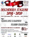 DESCHIDEREA STAGIUNII 2019 -2020 – Stagiune Aniversară