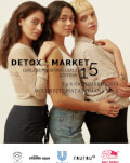 DETOX+MARKET 15 Girls Supporting Girls Edition