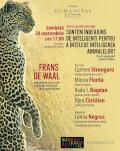 """Dezbatere de știință – despre inteligența animalelor pornind de la volumul """"Suntem îndeajuns de inteligenți pentru a înțelege inteligența animalelor?"""" de Frans de Waal"""