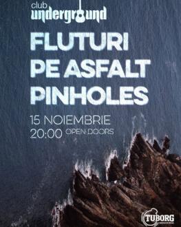 Fluturi pe Asfalt + Pinholes