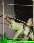 SPUFF - spectacol cu baloane de săpun MiniREACTOR