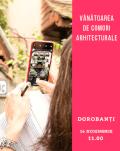 Vânătoare arhitecturală în zona Dorobanți