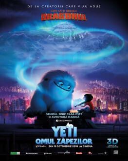 Abominable / Yeti - Omul Zăpezilor