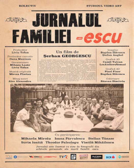 Jurnalul familiei -escu / Being Romanian: A Family Journal Astra Film Festival 2019 - Romania