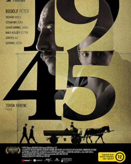 1945 Bucharest Jewish Film Festival 2019