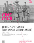 Au fost șapte Simeoni (Reiz dzivoja septini Simeoni) Cineclub One World Romania