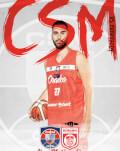 CSM CSU Oradea vs Dinamo Stiinta Bucuresti Liga Națională de baschet masculin 2019/20, Etapa 2