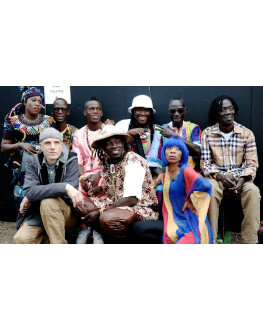 CTRL x Outernational: Mark Ernestus Ndagga Rhythm Force