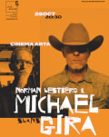 DokStation: Michael Gira (Swans) & Norman Westberg (Swans) Special Solo Live Sets