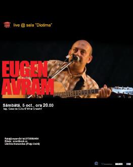 Eugen Avram live