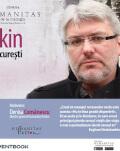 """Evgheni Vodolazkin la București. Lansarea romanului """"Brisbane"""" Lansare de carte și sesiune de autografe"""