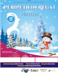 Peripetii in Regat - adaptare Frozen Spectacol muzical pentru copii cu mascote si personaje