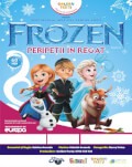 Frozen – Peripetii in Regat Spectacol muzical pentru copii cu mascote si personaje