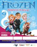 Frozen – Peripetii in Regat Spectacol muzical de mascote si personaje