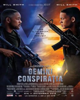 Gemini Man / Gemini: Conspirația