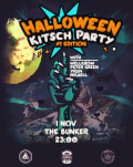Halloween Kitch Party / #1 edition with Wellkrow, Peter Green, Yrum, Mikaell