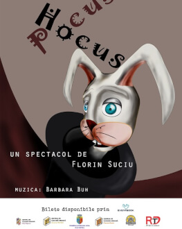 Hocus Pocus spectacol de magie și ventrilocie