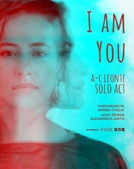Concert A-C Leonte / I am you