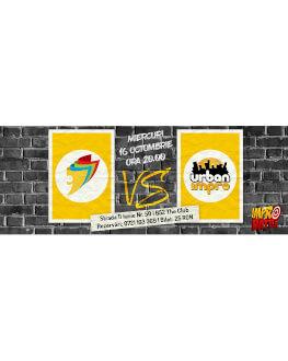 Impro Battle - Improvisneyland vs. Urban Impro