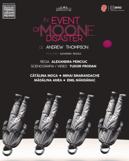 In event of Moone disaster - Live de la unteatru
