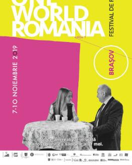 IVANA CEA GROAZNICĂ AVANPREMIERĂ @ ONE WORLD ROMANIA LA BRAȘOV