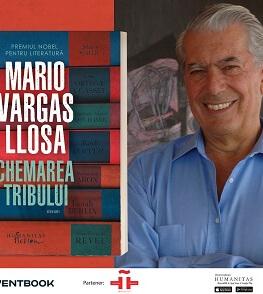 """""""Chemarea tribului"""", un tribut dedicat de Mario Vargas Llosa liberalismului şi marilor săi gânditori Lansare de carte"""