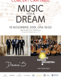 Music for a Dream Concert Caritabil