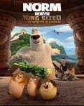 Norm of the North: King Sized Adventure / Norm de la Polul Nord: O aventură urieșească