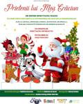 Prietenii lui Moș Crăciun la Oradea Spectacol muzical de Craciun pentru copii cu mascote si personaje
